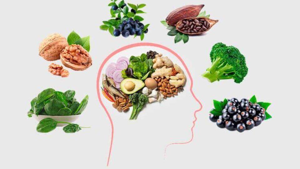 полезная пища для мозга