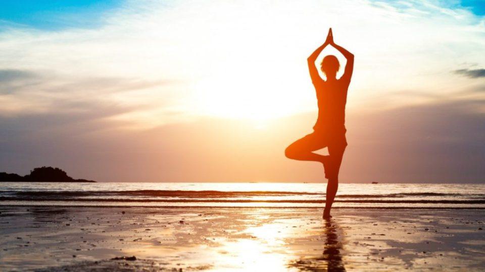 йога настроение