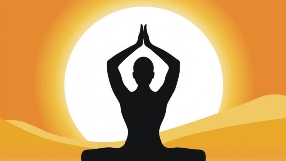 йога солнце