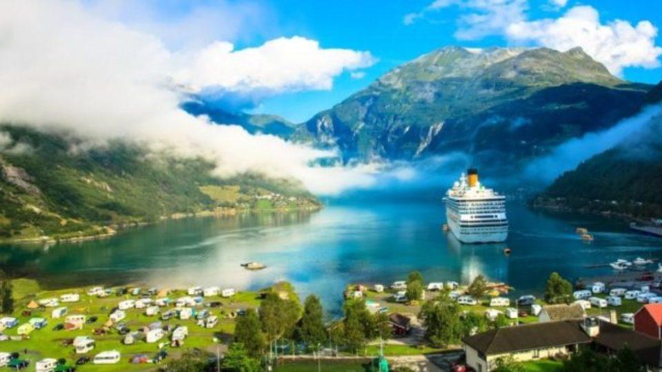 Норвегия технологии
