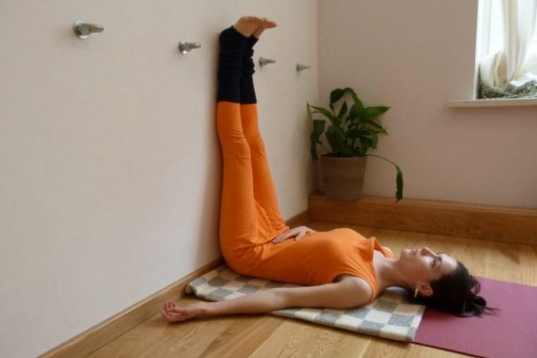 упражнение из йоги при геморрое