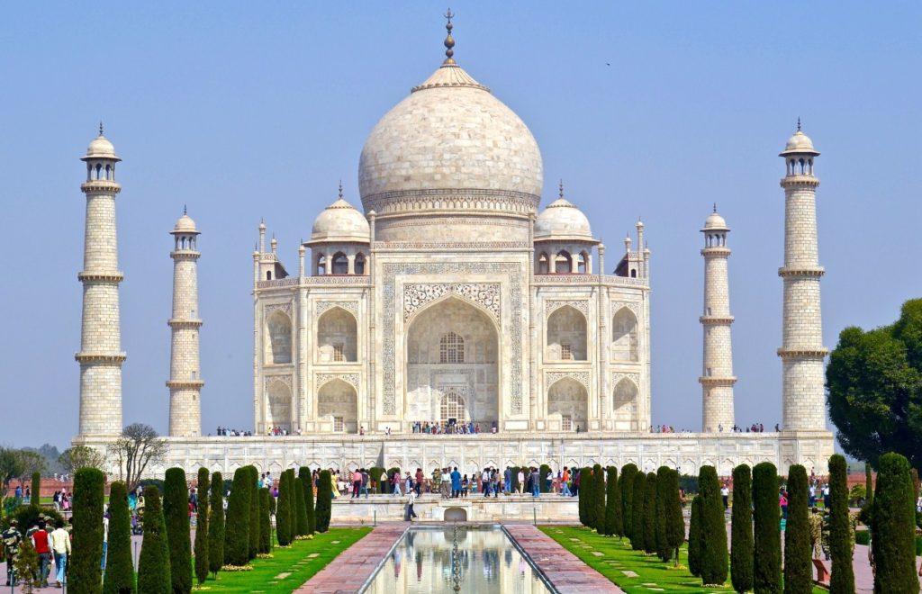 Индия Тадж Махал