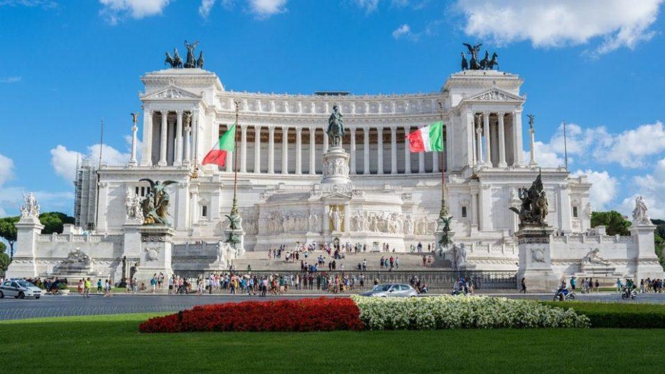 Италия Алтарь Отечества