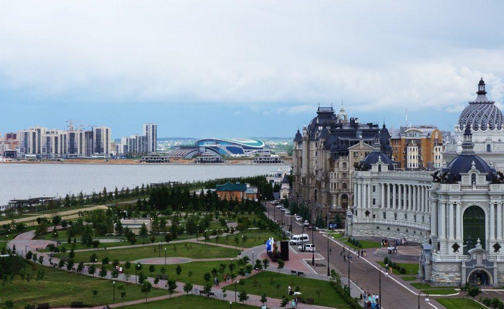 Казань, Татарстан, Россия