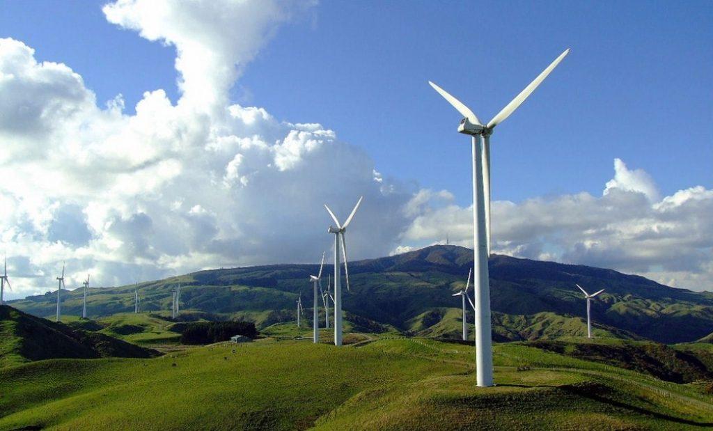 Возобновляемая энергия ветра Новая Зеландия