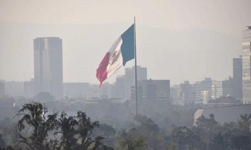 Мексика загрязнение воздуха