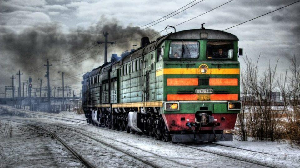 Дизельный локомотив Россия