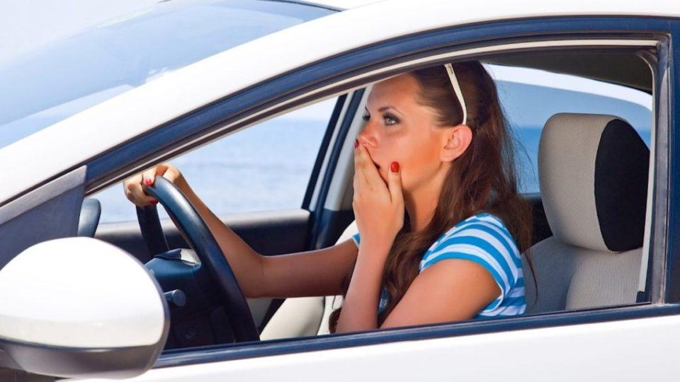 Паника за рулём