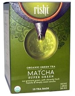 Зеленый чай Rishi