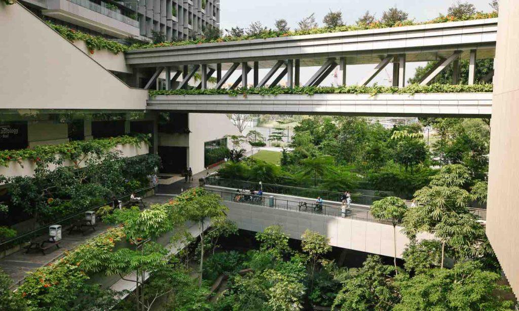 Больница в Сингапуре Khoo-Teck-Puat