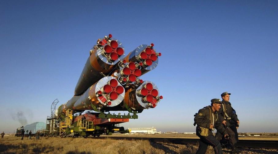 Ракета, Казахстан
