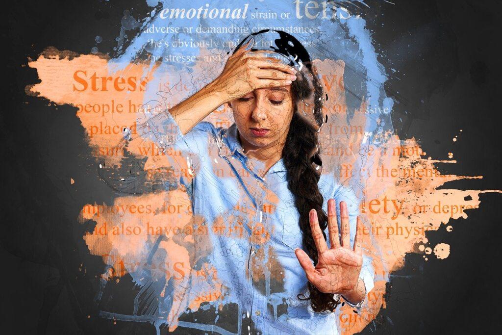стресс лечение